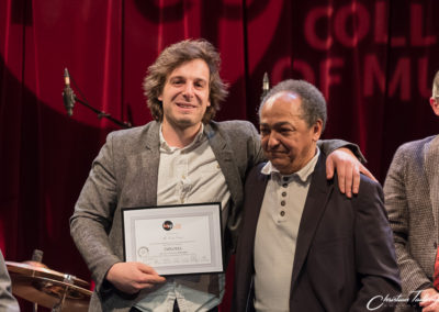 Corto Vermée Diplôme Mention Cum Laude, IMEP Paris College of Music