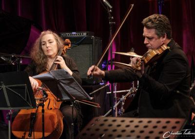 Mimi Sunnerstam, violoncelle