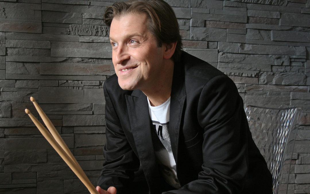 Masterclasse avec le batteur Franck Agulhon