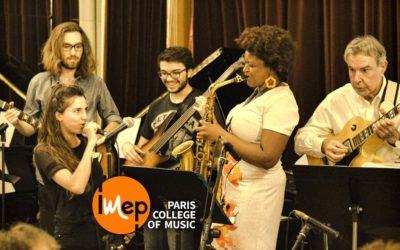 Concerts de fin d'année Cycle Libre et classe préparatoire de l'IMEP
