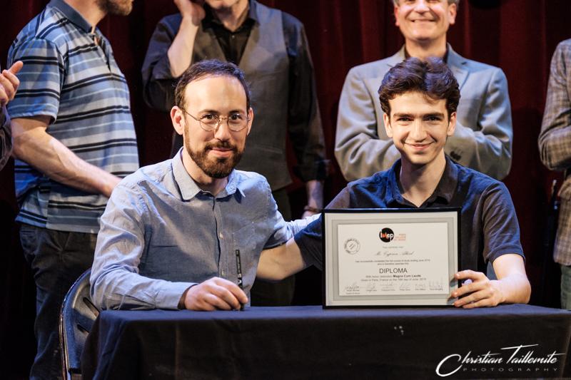 Remise des Diplômes Promotion 2019 avec Yaron Herman