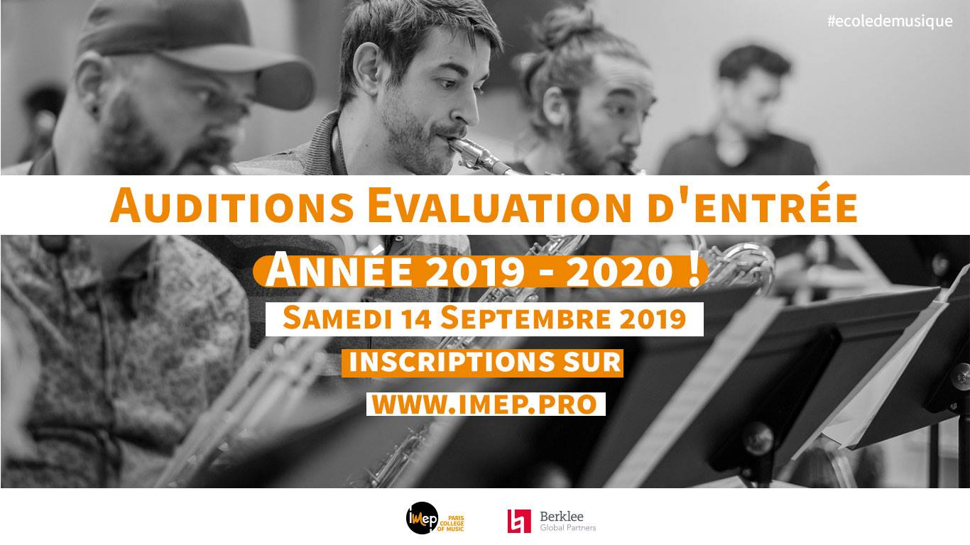 promotion auditions evaluation dentree 2019