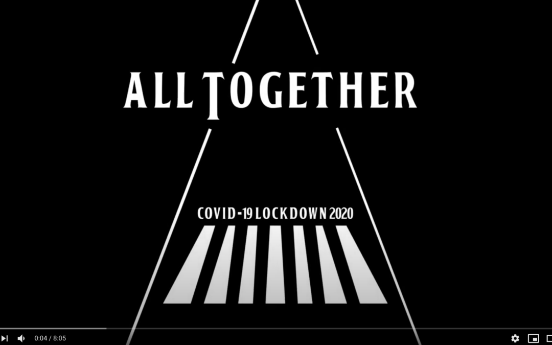 All Together – Vidéo par Matthieu Barjolin – Covid19