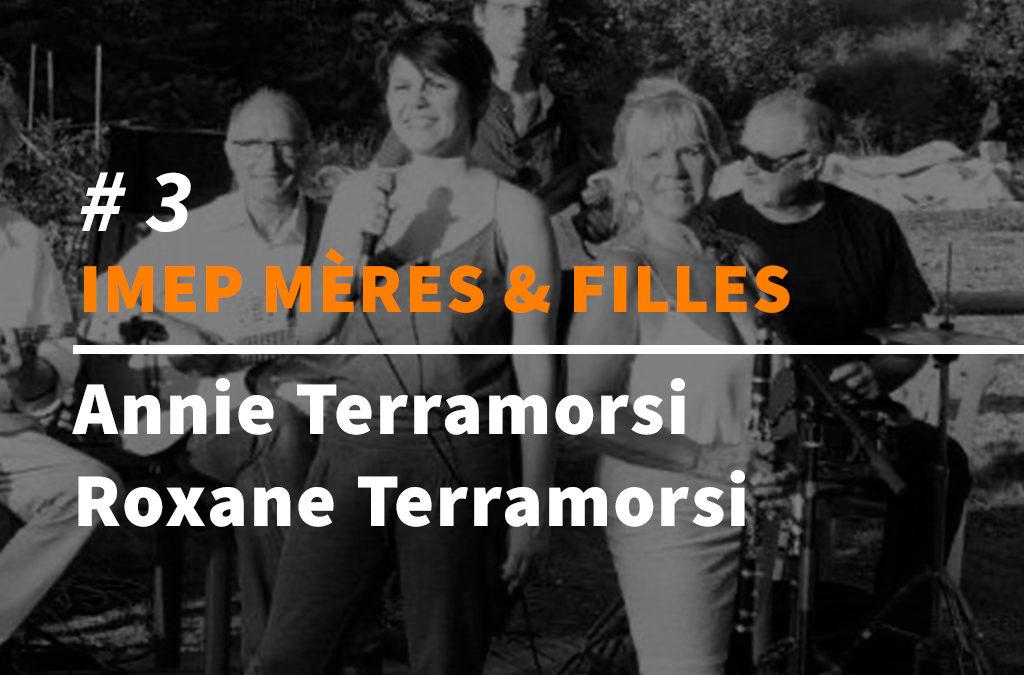 Annie et Roxane Terramorsi
