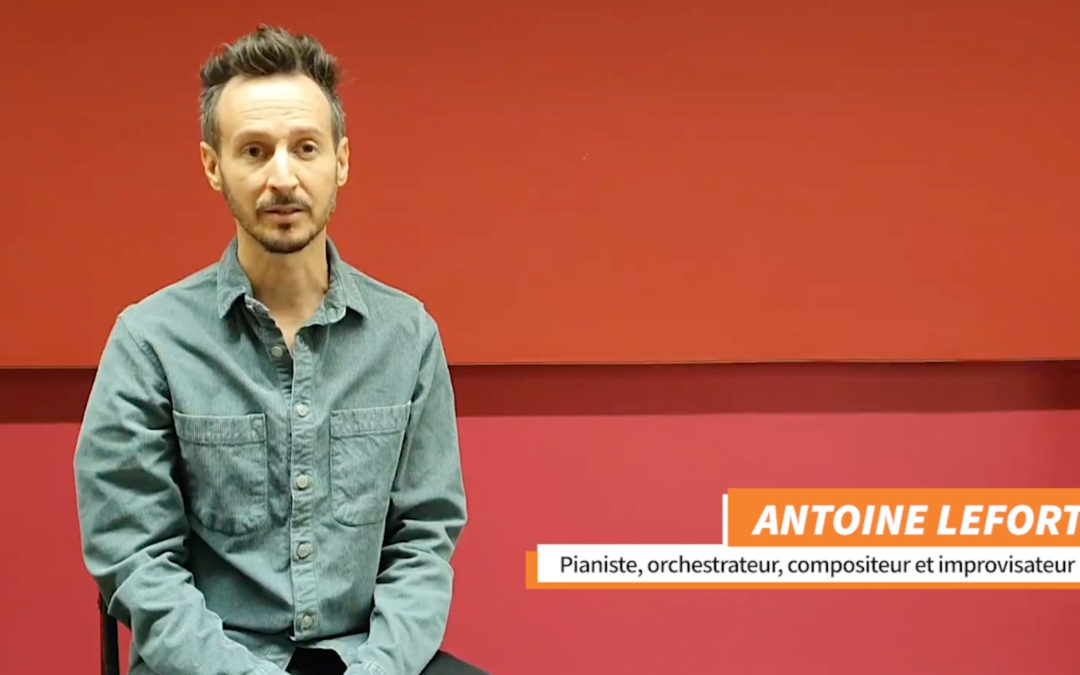 Interview d'Antoine Lefort