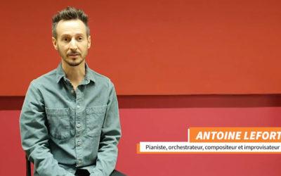 Interview d'Antoine Lefort