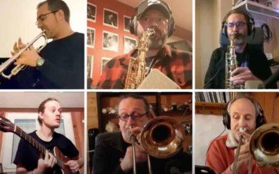 Le Big Band de Vincent Lanvier feat nos professeurs et anciens élèves !
