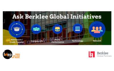 Ask Berklee : Information Sessions