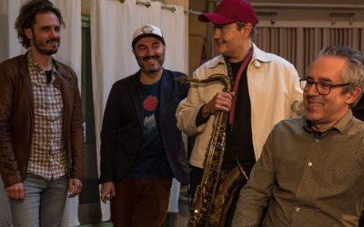 Manuel Rocheman en concert au Bal Blomet le 21 octobre
