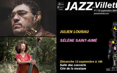 Sélène Saint-Aimé au Festival Jazz à la Villette